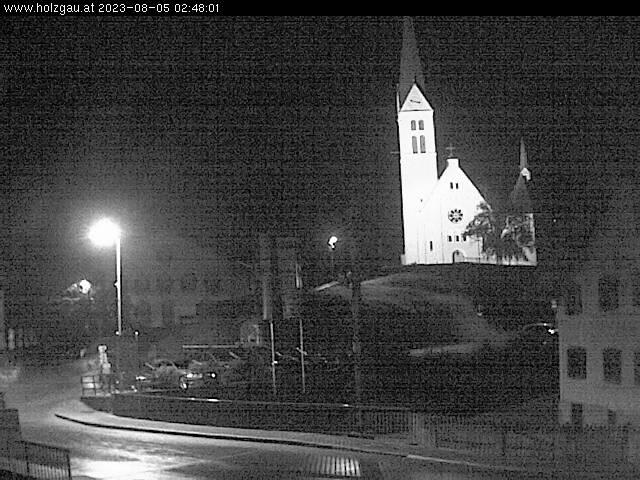 Holzgau Kirche